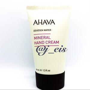 4/$25 AHAVA Deadsea Water Mineral Hand Cream
